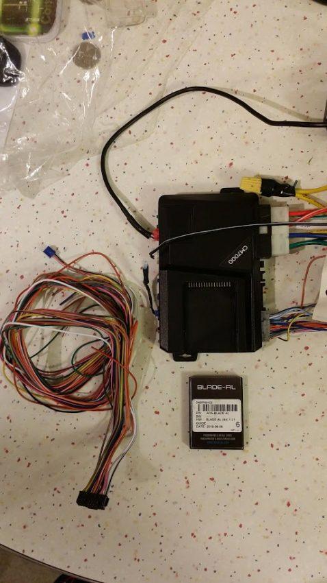 Nissan Nv200 Compustar Remote Start Install